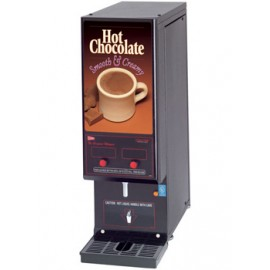 Lease Commercial Coffee GrindMaster Powdered Beverage Dispensers Model GB2HC CP.jpg